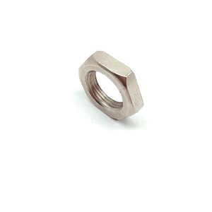 DIN439 Stainless Steel SS201/SS304/SS316 Chamfered Hex Thin Nut