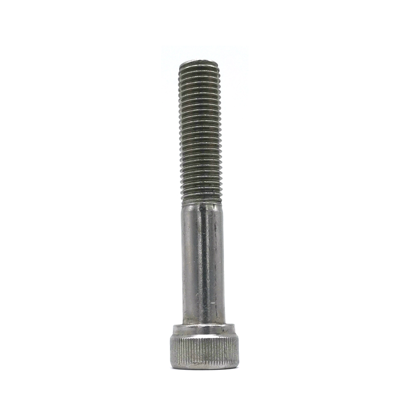 Stainless Steel Knurled Thumb Hexagon Socket Cap Screw