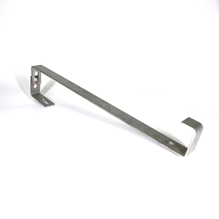 Wide Furniture Corner Braces L Shaped Mounting Stainless Steel Shelf Mounting Folding Bracket