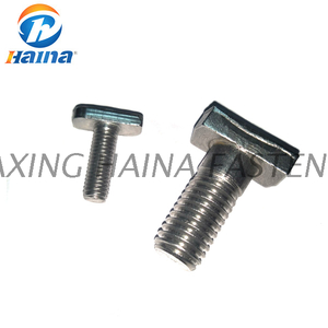 DIN261 Stainless Steel SS304 316 T Head Bolt