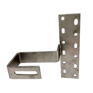 Stainless Steel Ss304 Custom weld Solar Tile Roof Hook Stamping Parts