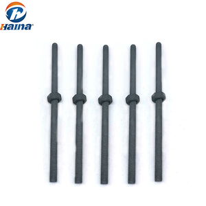 ASTM A193 B7 /B7m /B16 DIN975 DIN976 Carbon Steel /Stainless Steel Hot DIP Galvanized HDG Stud Bolt Threaded Rod Fully Thread