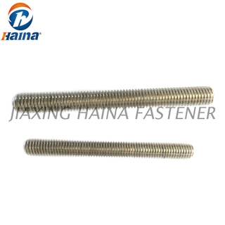 DIN976 A4-70 SS316 Stainless Steel Thread Rod Stud Bolts