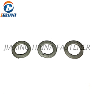 DIN127 GB93 HDG Grade 4.8 Carbon Steel Spring Washer