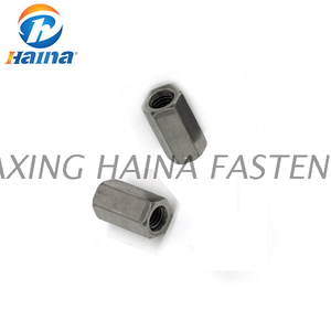 Stainless Steel SS316 316L Hexagon Coupling Nut