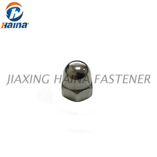 STAINLESS STEEL SS304 DIN1587 HEX CAP ACORN NUT